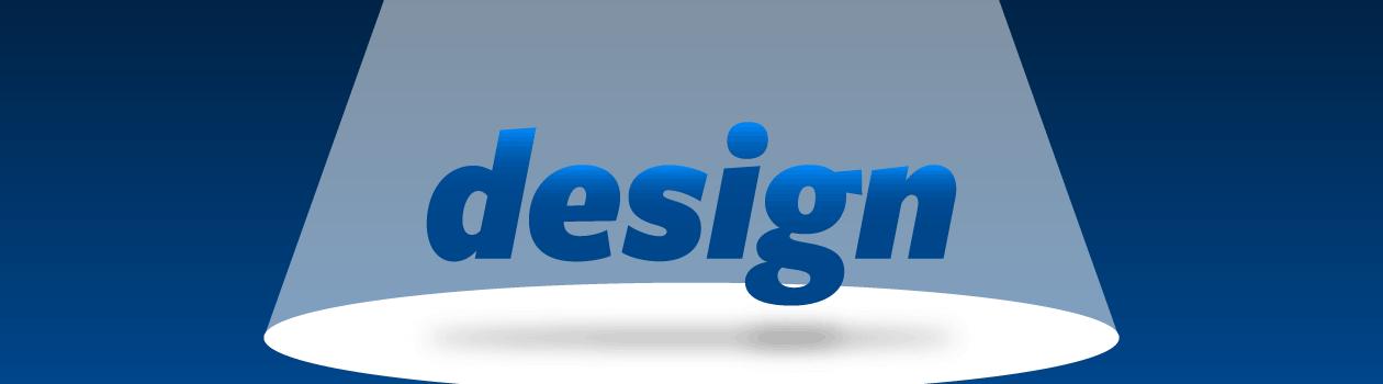 説得力のあるデザイン